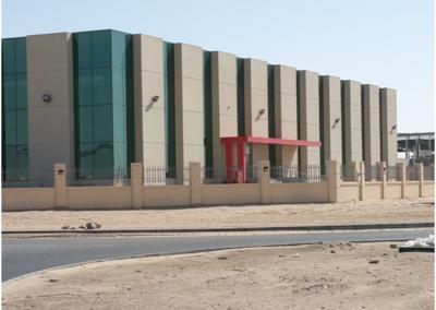 BAFCO Showroom Factory
