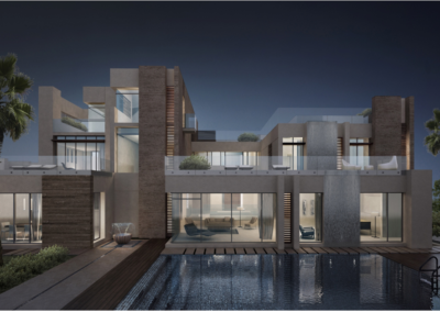 G+2 Villa Palm Jumeirah