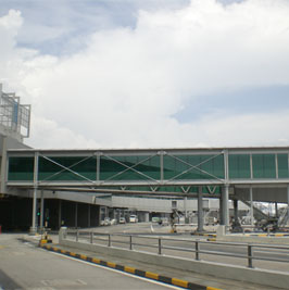 Changi Airport Fixed Gangways
