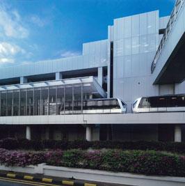 Changi Airport PMS