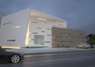 B+G+2 Residential Villa Palm Jumeirah