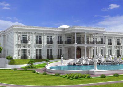 Emirates Hills Private Villa