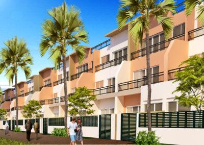 (G+2) 12 TOWN HOUSES Jumeirah Village Circle
