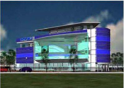 Uniworld Headquarters Building Jabal Ali