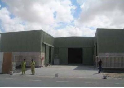 G+M Plant & Warehouse Al Quoz-II
