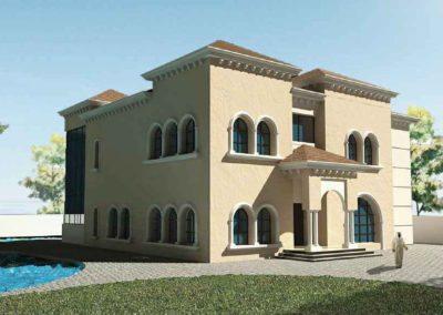 B+G+1+Roof Villa Nadd Al Hamar