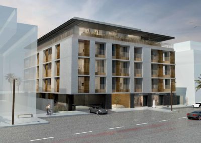 Meydan G+4 Residential Building