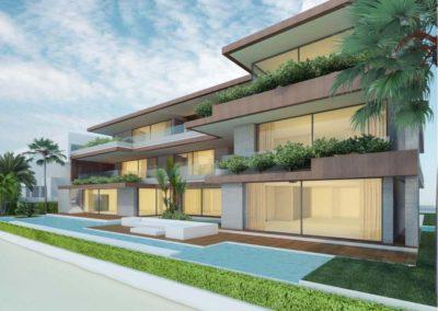 G+2 Private Villa in Palm Jumeirah