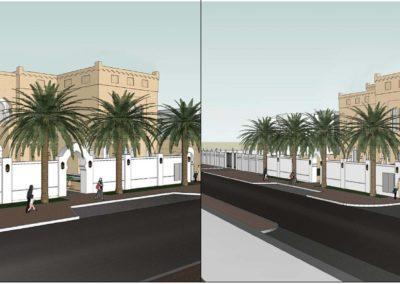 B+G+1+Roof Private Villa in Al Manara